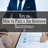 Tips on How to Pass a Job Interview Successfully