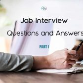 Job Interview Questions and Answers - Part 1